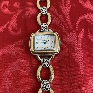 Brighton LAS VEGAS Gold/Silver Watch